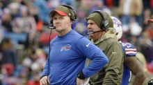 Bills coach Sean McDermott better be right about benching his QB