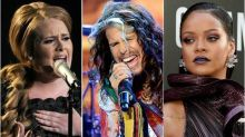 17 Music Stars Who Slammed Trump for Using Their Songs at Campaign Rallies (Photos)