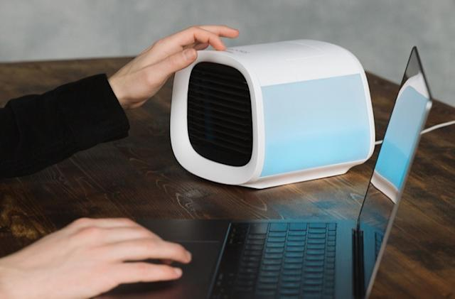 This portable air conditioner can cool a room in 10 minutes