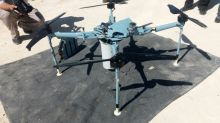 Damascus says second drone downed in 48 hours over south Syria