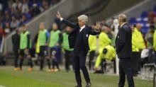 Foot - C1 - Atalanta - Gian Piero Gasperini (entraîneur de l'Atalanta Bergame) : « les joueurs du PSG sont puissants »
