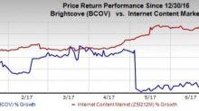 Brightcove (BCOV) Q2 Earnings Miss Estimates, Revenues Beat
