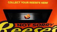 Reese's Will Let You Trade Your Icky Halloween Candy For Their Peanut Butter Cups