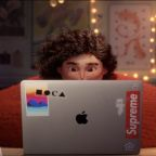Apple's holiday ad is an animated short film