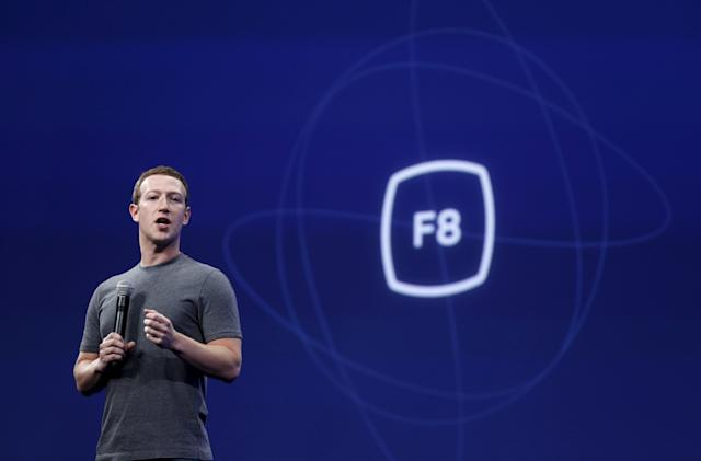 Facebook's F8 event will return, but online-only