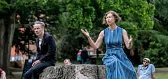 Shakespeare Snapshots, The Dell Gardens, review: the Bard stripped back to basics