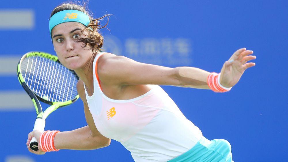 Cirstea upsets Pliskova in Beijing, Kvitova ousts Wozniacki