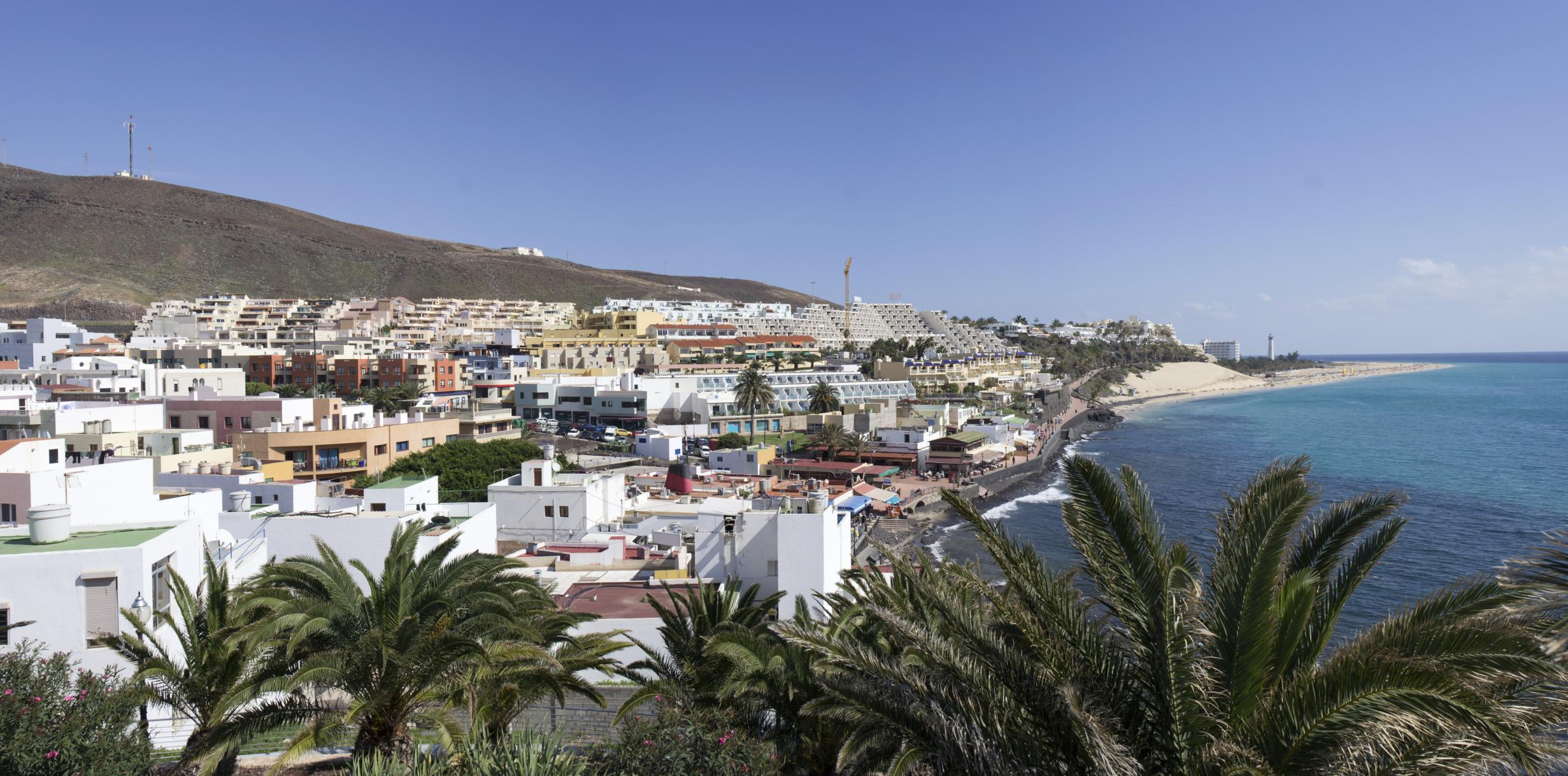 <p>This Canary Island may offer year-round sun, but in the last 12 months, the average price of a flight there has fallen 17%.</p>  <p>June offers the best deals this summer, with an average cost of £143 per person. Unsurprisingly for such a family-friendly destination, the price rises steeply in July to an average of £247, and then again in August to £270.</p>  <p>The island also tends to have some very competitive all-inclusive deals, so it's worth checking what's on offer before committing to a flight and separate hotel.</p>  <p></p>