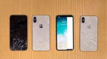 El iPhone X es el móvil más frágil de Apple ( y este test lo demuestra)