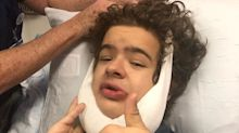Stranger Things Star Gaten Matarazzo Says Surgery for Rare Bone Disorder Was a 'Compete Success'
