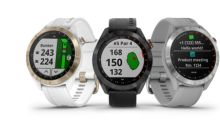 Garmin® unveils the Approach® S40 GPS: A stylish everyday smartwatch for golfers