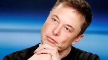 Elon Musk told he needs sleep, but he says that's not an option