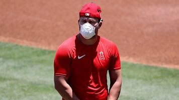 Angels respond to Trout's COVID concerns