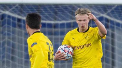 3-1. El Lazio desactiva al Dortmund