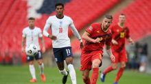 Em jogo fraco, Inglaterra vira no Wembley e vence a Bélgica