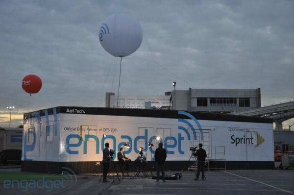 Engadget's gear of CES 2011