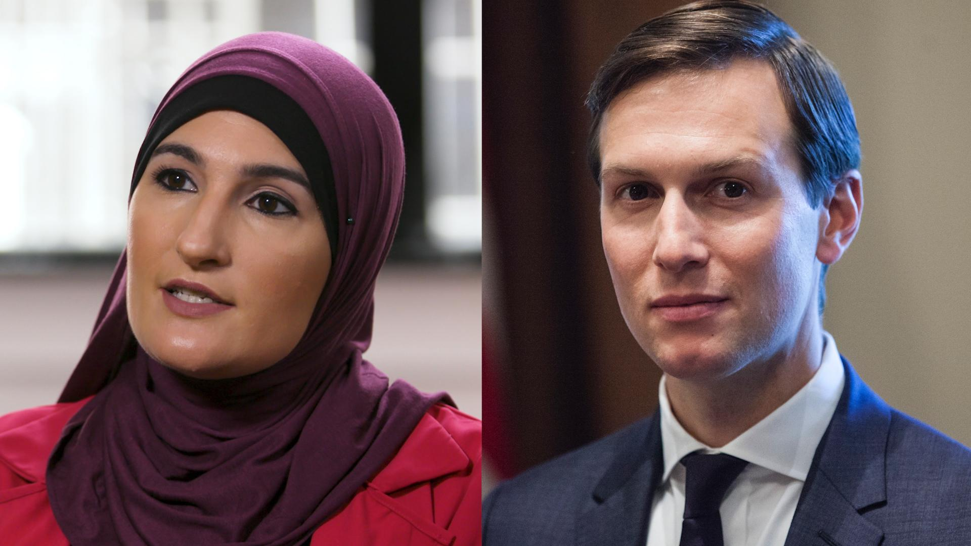 Activist Linda Sarsour: Jared Kushner 'the last person' to bring peace to Palestinian-Israeli conflict