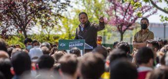 Vox: Es esencial obtener gran fuerza para condicionar el Gobierno de Madrid
