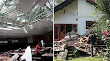 Deadly earthquake strikes country just days after cyclone kills 174