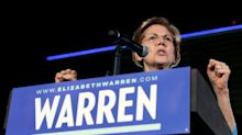 Elizabeth Warren Knocks 'Washington Insiders' Endorsing A 'Fellow Washington Insider'