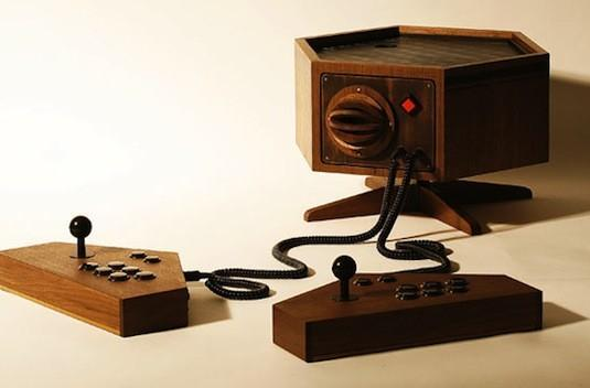 Love Hulten shows off R-Kaid-6 game console, resurrects Octorok from 'Zelda'