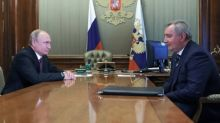 Putin taps firebrand to head embattled space agency