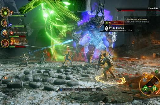 Joystiq Streams: Inquisiting together in Dragon Age: Inquisition