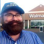 Walmart holiday-quarter profit drops, online struggles spook investors