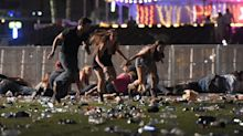 Celebrities use social media to alert fans to the Las Vegas shooter: 'Run and hide'