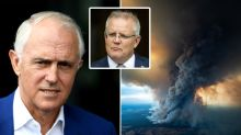 'Not how a prime minister should act': Turnbull blasts Morrison in brutal interview