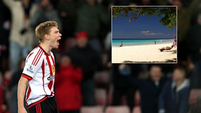 Heroic Sunderland star rescues three people after boating accident in Barbados