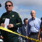 Florida shooting: Two more officers investigated over claim they were outside school but failed to intervene