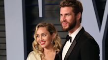It Sure Looks Like Miley Cyrus and Liam Hemsworth Just Quietly Got Married