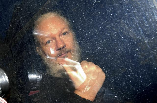Fame, infamy and incarceration: The Julian Assange story