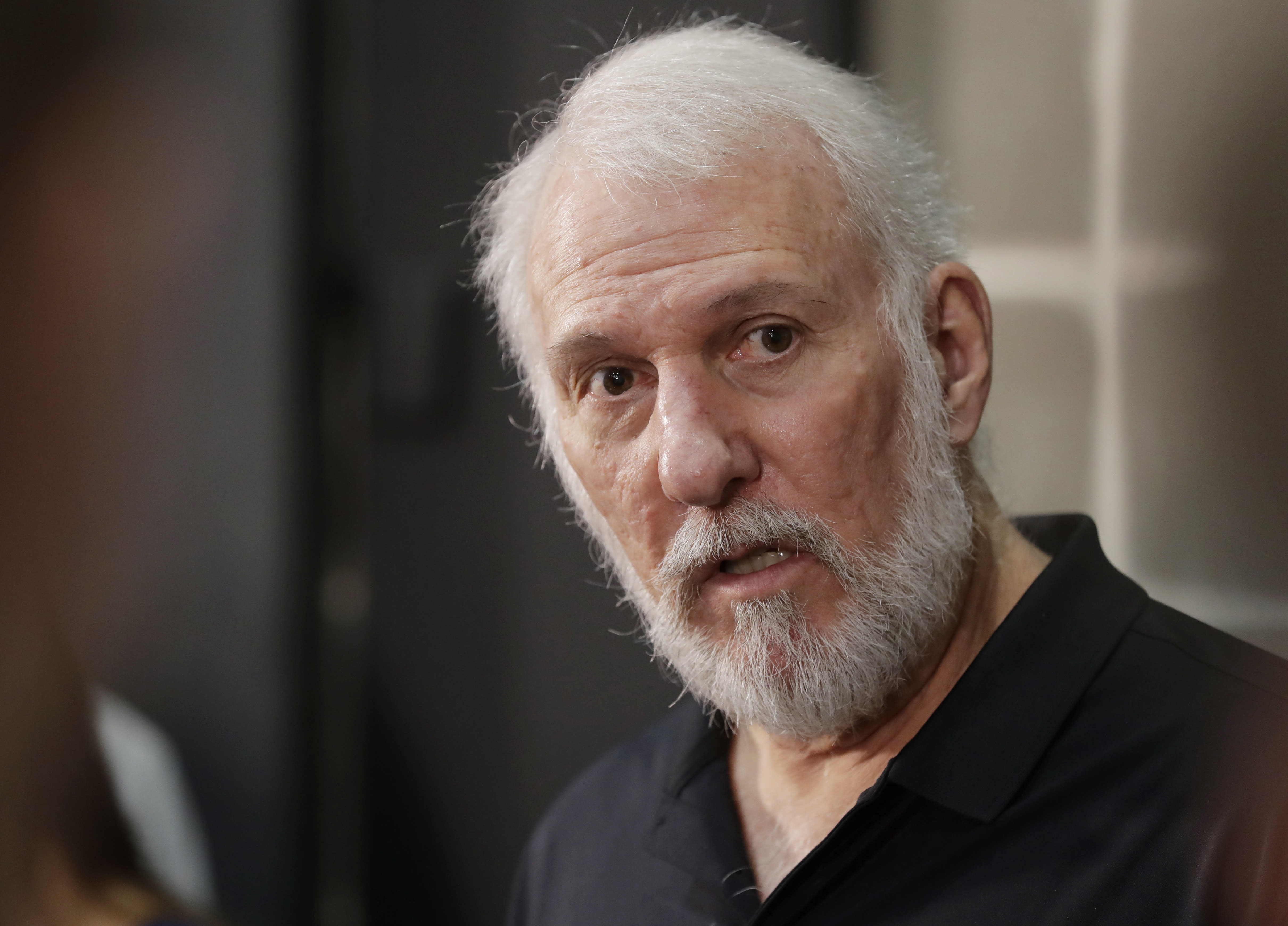 Spurs coach Gregg Popovich: President Trump is a 'soulless coward'