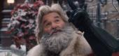 "Kurt Russell plays Santa Claus in ""The Christmas Chronicles."" (Netflix)"