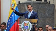Venezuela's Guaido calls for 'largest march in history' to oust Maduro