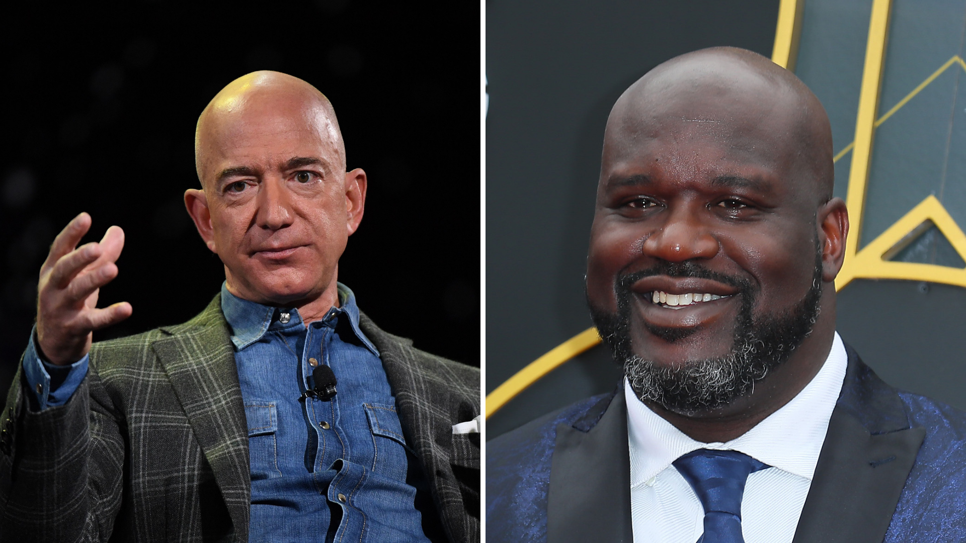 How Jeff Bezos' advice helped Shaq O'Neal quadruple wealth