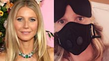 'Self-centered' Gwyneth Paltrow mocked by fans after insinuating she pioneered wearing face masks