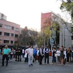 Magnitude-7.2 Earthquake Shakes South and Central Mexico