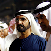 Dubai's ruler sacked 9 senior officials because they weren't at work at 7:30 in the morning