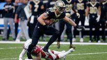 Saints cut veteran tight end Josh Hill, extend J.T. Gray