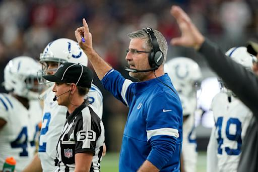 Mounting losses will test Colts' faith in Reich's mantra