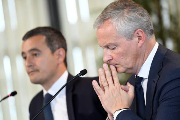 Condamnation de Sarkozy: Bruno Le Maire a téléphoné à Nicolas Sarkozy