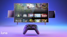 Amazon unveils its own game streaming service called Luna