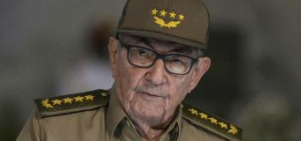 Raul Castro stepping down as Cuba's leader