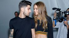"""Gigi Hadid Is """"Already an Amazing Mom"""" Shortly After Her Daughter's Birth"""