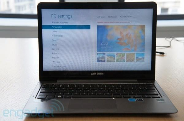 Samsung Series 5 UltraTouch Ultrabook arrives October 26th, starting at $799