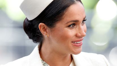 The crazy cost of Meghan's maternity wardrobe