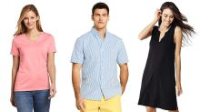 Amazon is having a huge one-day-only sale on Lands' End clothing, starting at $10